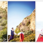 beach engagement photography | judy + rex (part 1)