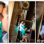 union station engagement | vivian + sean (part 1)