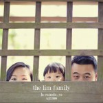family portraits | the lim family