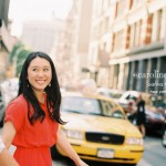 new york soho engagement photos | joanna + billy