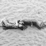 beach engagement photography | peggy + antonio