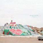 salvation mountain | travel photography