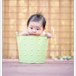 Los Angeles Baby Photography &#124; Roman&#8217;s 100th Day