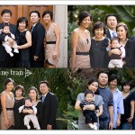 Beverly Hills Baby Photography  |  The Kim Family