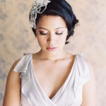 hollywood glam wedding photography