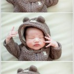 newborn photos | faces of cameron
