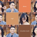 orange county engagement photography | donna + virgil