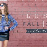 fashion lookbook photography | LUSH clothing