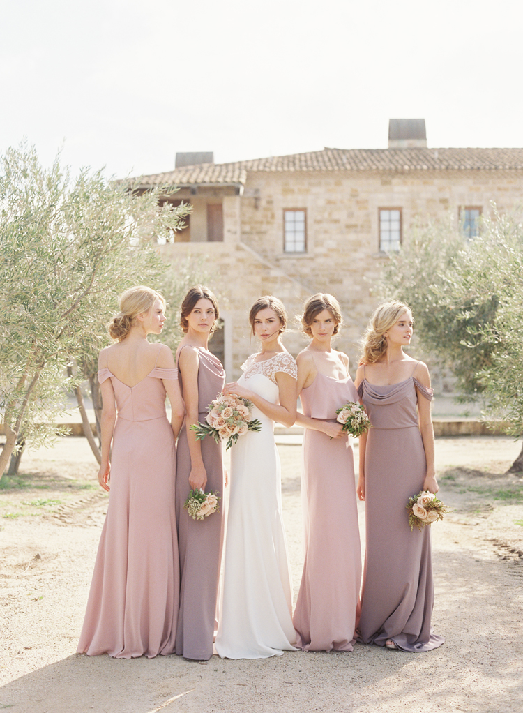 Sunstone Winery Wedding by Caroline Tran