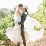 Triunfo Creek Vineyard Wedding