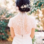 los angeles garden wedding photography