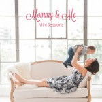 Mommy and Me Portraits | Mini Photo Session