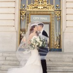 Elegant San Francisco City Hall Wedding