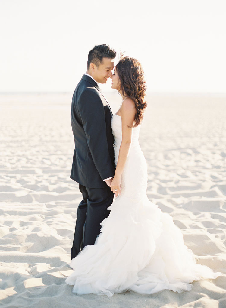 Beach Wedding Photos Encore